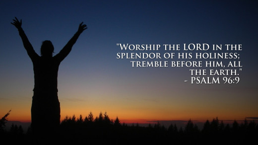 Open Your Arms and Sing A New Song of Praise From Your Spirit