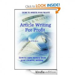 Quick Tips for Easy Article Writing for Article Marketing