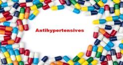 Anti-hypertensive Drugs And Dosages (Diuretics, Adrenergic Tone Inhibitors And Adrenergic Blockers)