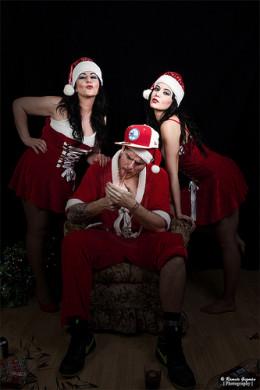 Bad Santa from Ramses Guzman flickr.com