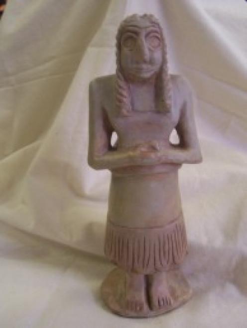 Nintu, Sumerian Great Mother