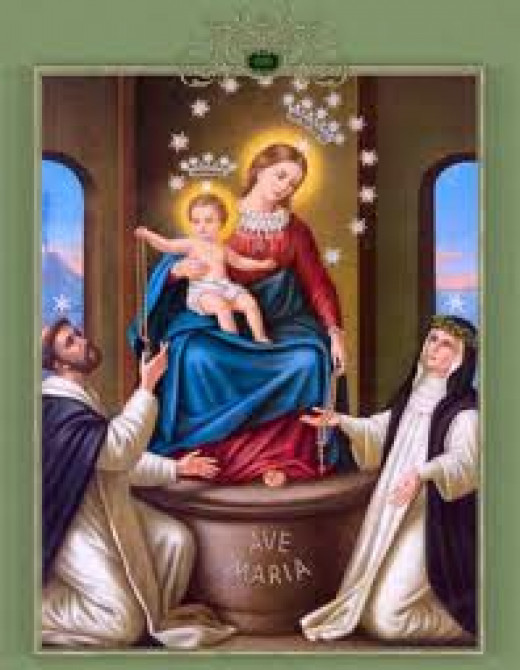 From Guatemala, Our Lady of the Rosaries