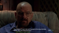 10 lessons we learnt from Breaking Bad