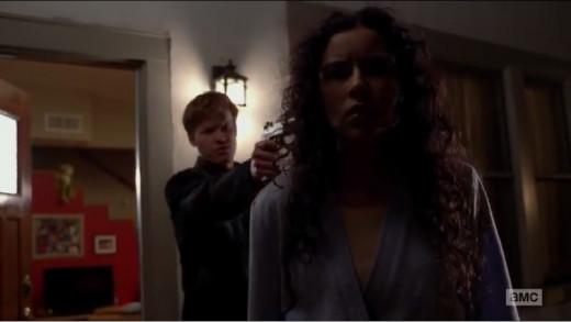 Todd shoots Andrea