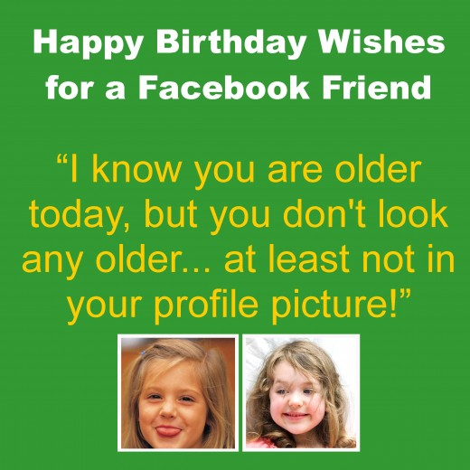Special Birthday Status For Best Friend : Facebook birthday wishes what to write in posts tweets