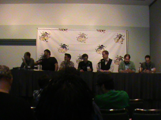 Thrilling Adventure Hour Panel at Stan Lee's Comikaze