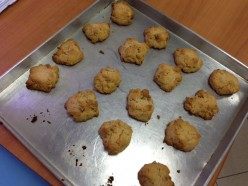 Making Simple Cookie at Home