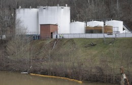 Freedom Industries is responsible for the toxic chemical spill in West Virginia poisoning the fresh supply for hundreds of thousands of residents.