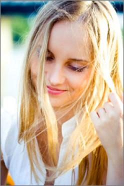 Naturally Lighten Hair Color