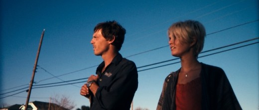 Stars of Monsters, Scoot McNairy and Whitney Able