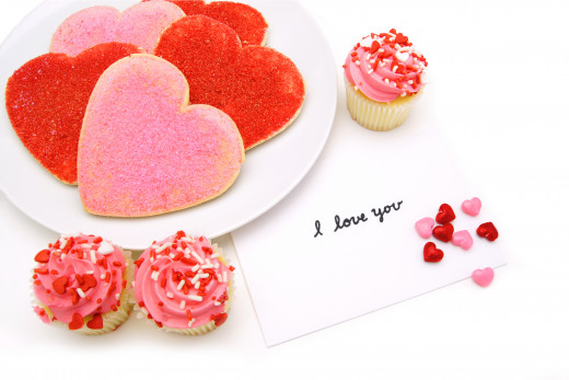 Sweets for your sweetie!