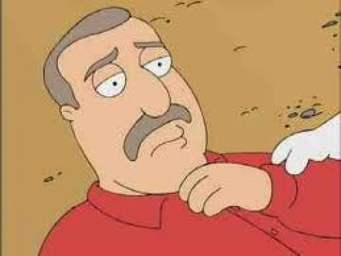 Dean Koontz is mainstream enough that he was featured in a clip on the Family Guy cartoon.