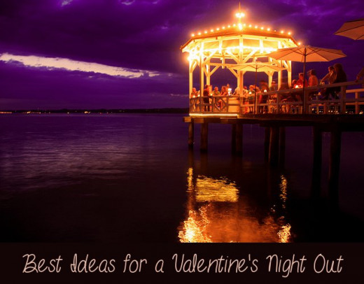 If you're going to eat out this Valentine's day, check out these awesome suggestions of places to eat!