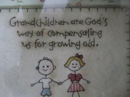 Grandchildren Help Keep You Young!