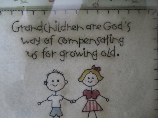 Grandchildren Help Keep You Young!