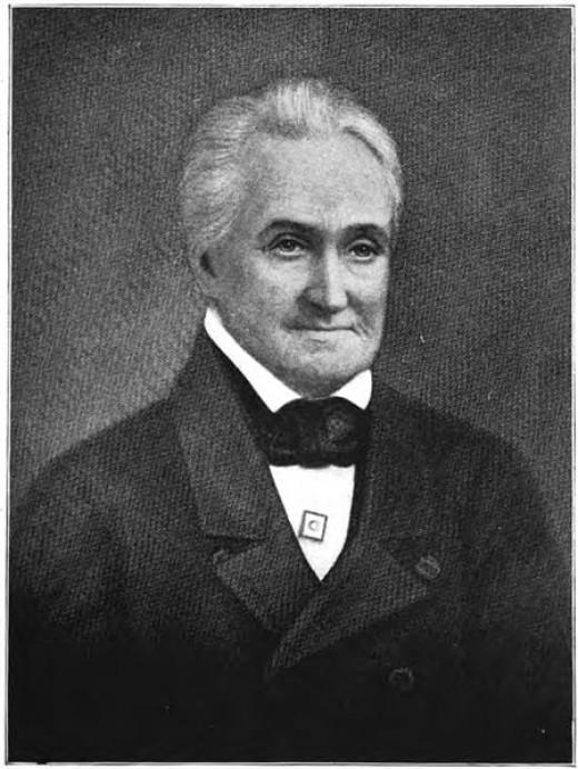 John Johnston, Indian Agent, of Fort Wayne and Piqua