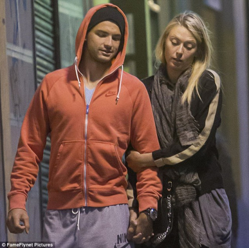 Maria Sharapova and Grigor Dimitrov are Dating!