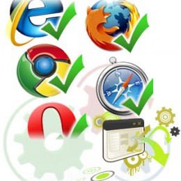 Cross-browser Optimized PHP Websites are better for SEO