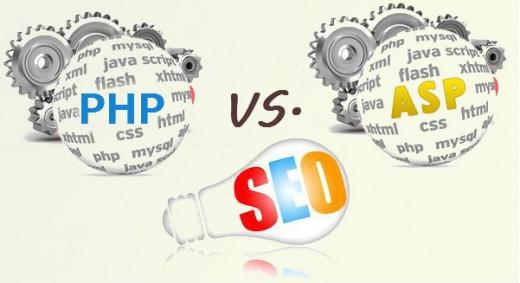 ASP vs. PHP for SEO Website Developemnt
