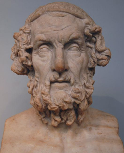 an analysis of the challenges of odysseus in the odyssey by homer Odysseus faces a great many challenges in the odyssey first, although he  cautions his men that they should move on quickly after the trojan war, they did  not.