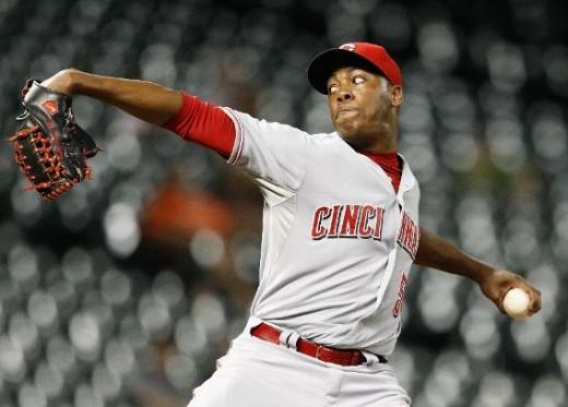 Aroldis Chapman, Cincinnati Reds