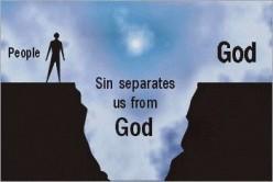 Let's Talk About Sin! Ugh!