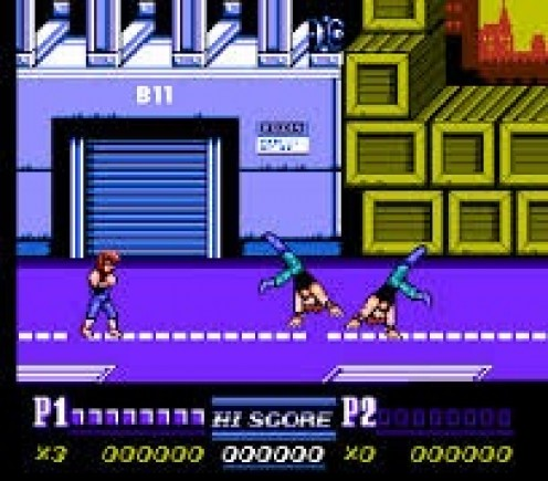 Double Dragon 2 was the sequel to the smash hit that was released on arcade and for the Nintendo Entertainment System. A third Double Dragon game was also produced.
