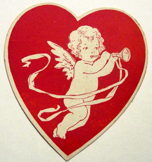 Get cupid back in your corner with lots of work.