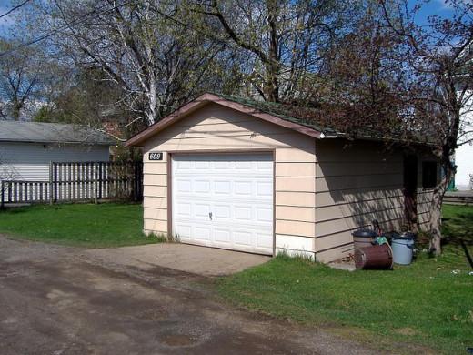 Garage planning