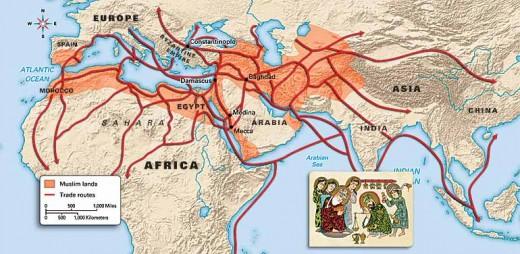 Islamic Slave Routes