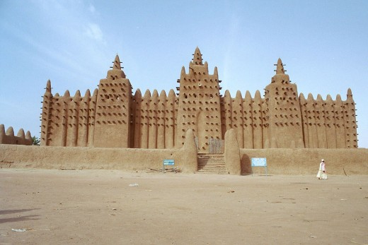 Timbuktu University still stands today.