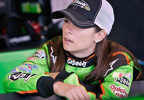 The third time around proved slower for Danica in almost all respects