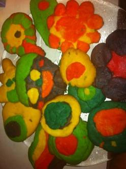 DIY: Flavored Play Dough Cookies
