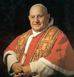 John XXIII implemented the largest reforms in the church's history in an attempt update it to the 20th C.