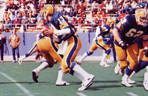 Dan Marino played his college football at The University of Pittsburgh