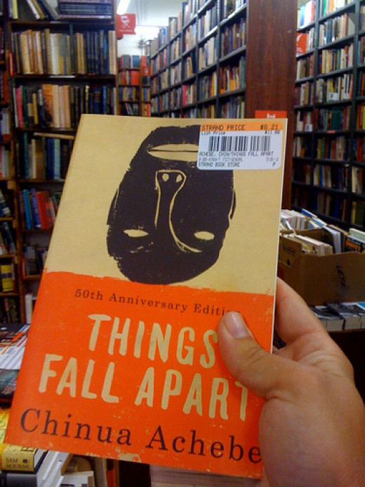 colonialism in things fall apart Things fall apart, first novel by chinua achebe, written in english and  in the  1890s of white missionaries and colonial government into tribal igbo society.
