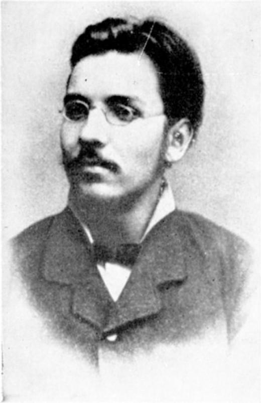 Wilfrid Voynich (1865–1930).  Source: Public domain, via Wikimedia Commons