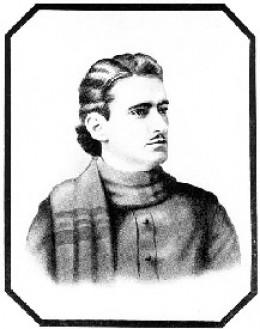 Joaquin Murrieta, photo courtesy San Joaquin Valley Library System, California Digital Archives