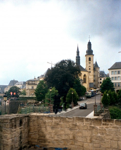 Saint-Michael's Church, Luxembourg City