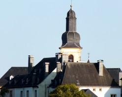 Saint Michael's Church tower, Luxembourg
