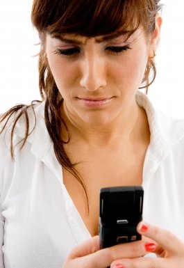 Stop reading between the lines when it comes to text messages. It can cause a lot of confusion.