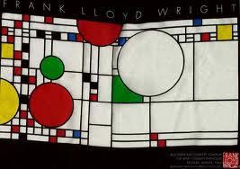 The Circle and the Square by Frank Llody Wright
