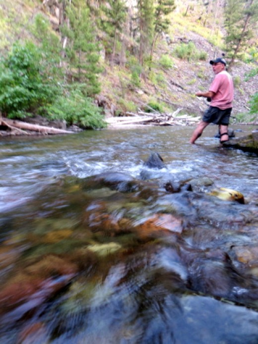 Planning a trip to missoula montana and western montana for Missoula montana fly fishing