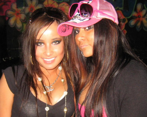 Lisa and Snooki