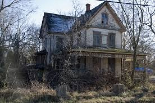 Haunted Houses are all over the country during the month of October.
