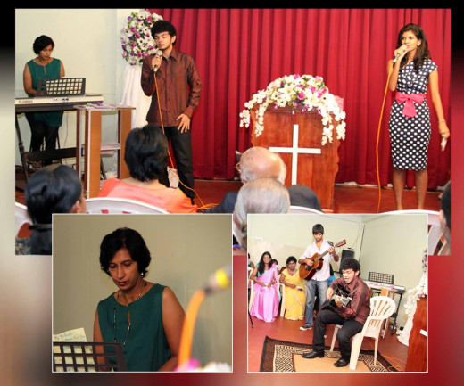 Thank you worship team :)