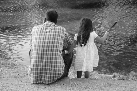 Spend time for father and daughter this Valentine's Day doing something special with your little girl!
