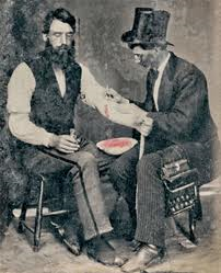 Bloodletting once was an approved method for treating patients by most mainstream doctors.