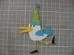 Bird finished