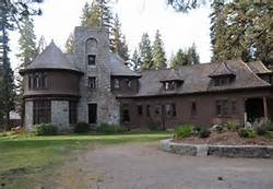 Erhman Mansion in Sugar Pine Point